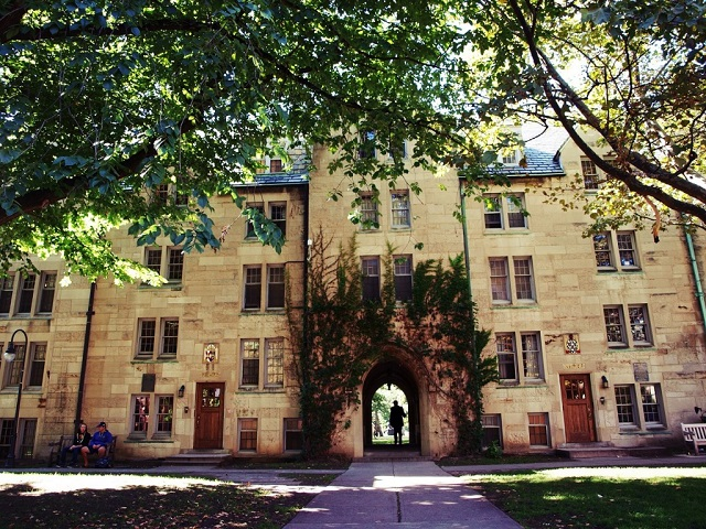 Queen's Park Building, St. Michael's College Residence