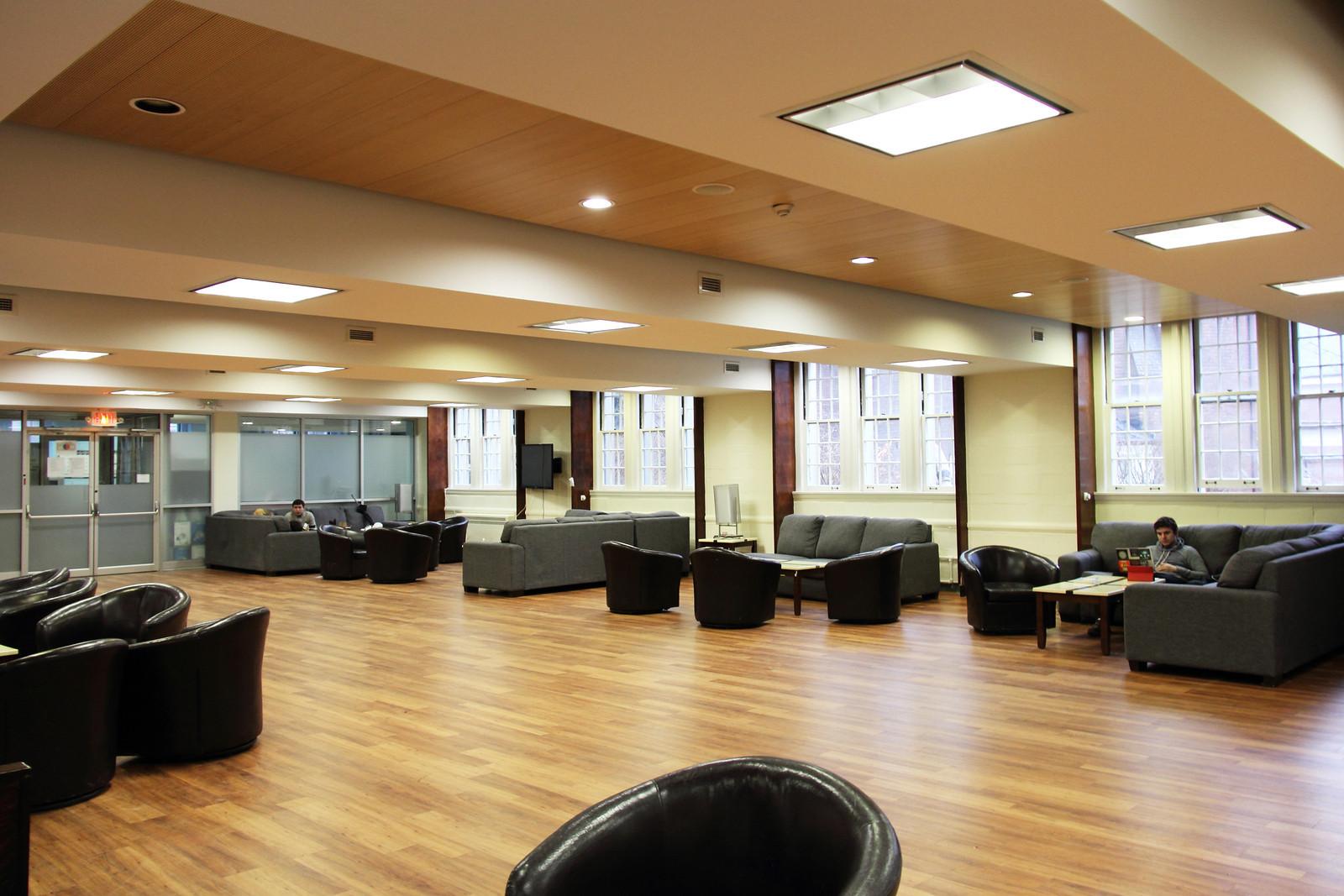 Odette Student Lounge