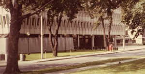 John M. Kelly Library, 1971
