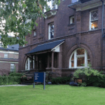 Office of the President, Founders House, University of St. Michael's College in the University of Toronto