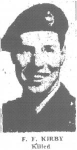 Francis (Frank) Frederick Kirby