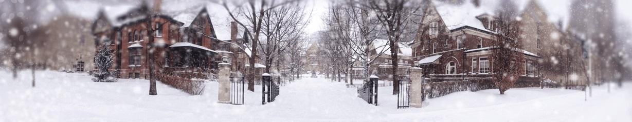 University of St Michael's College in the University of Toronto