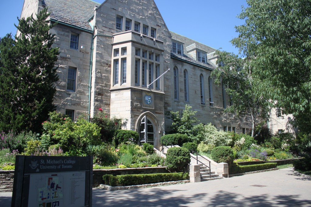 Brennan Hall South Entrance