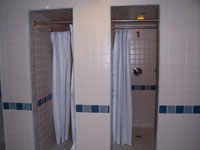 Sorbara Hall Communal Shower