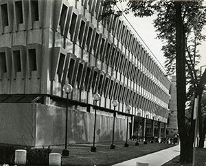 John M. Kelly Library, 1971