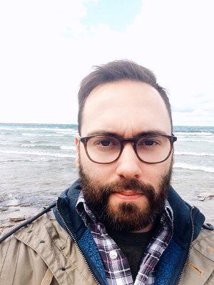 James Roussain, Archivist - Outreach and Instruction
