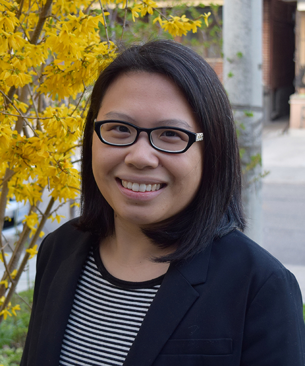 Silvia Vong, Head of Public Services, John M. Kelly Library