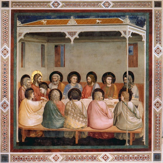 Image depicts Holy Thursday