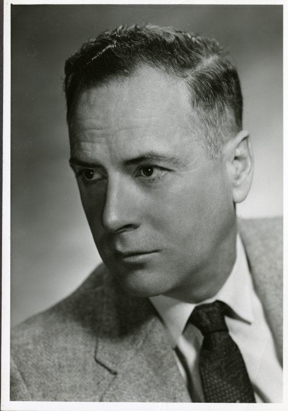 Image depicts Marshall McLuhan