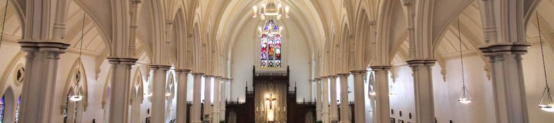 Image depicts the inside of St.Basil's church
