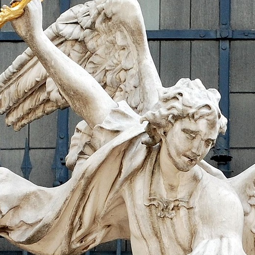 Image depicts St Michael_Vienna