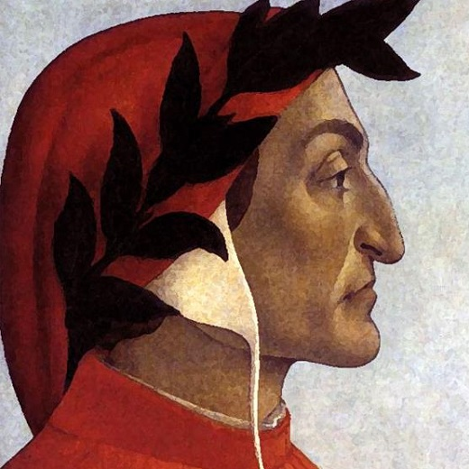 Image depicts the photo for the Dante lecture