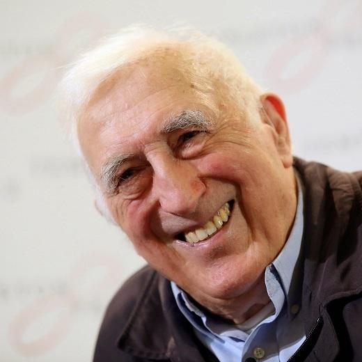 Image depicts Jean Vanier