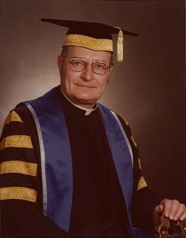 Image depicts Fr. Peter Julian M. Swan