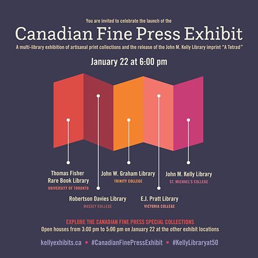 Canadian Fine Press Exhibit