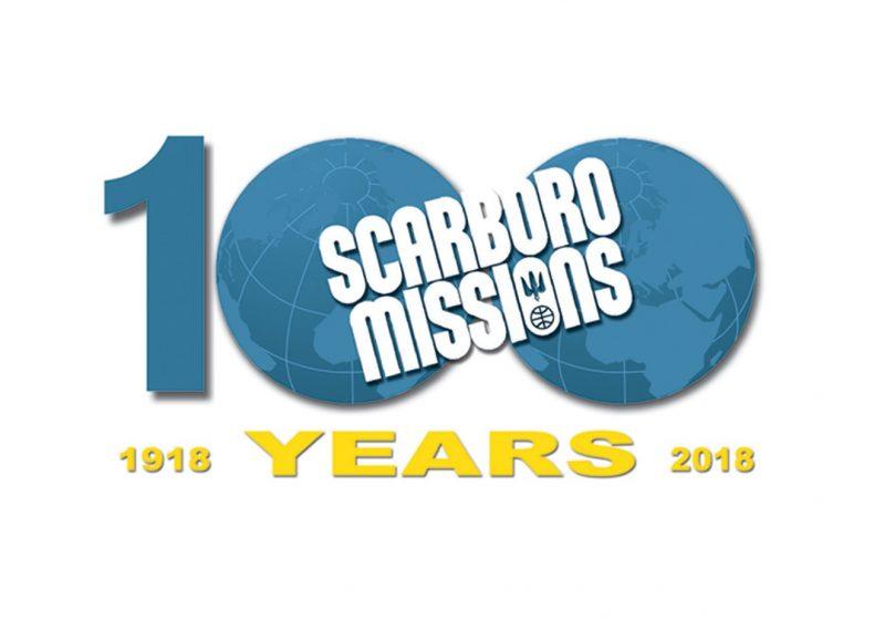 Scarboro Missions logo