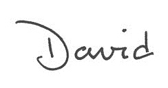 President David Sylvester's signature