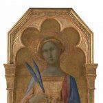 St. Corona by Master of Palazzo Venezia Madonna, c. 1350