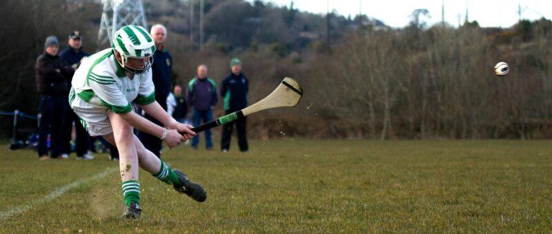 Irish Hurling photograph