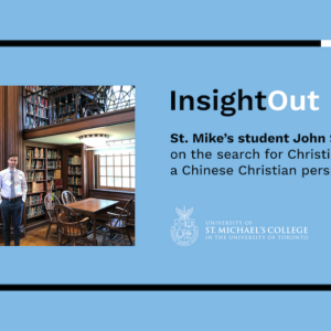 InsightOut: In Search of Christian Unity: A Chinese Christian Perspective