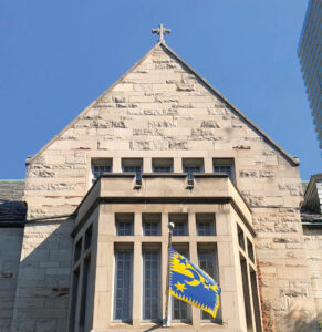 St. Michael's Brennan Hall