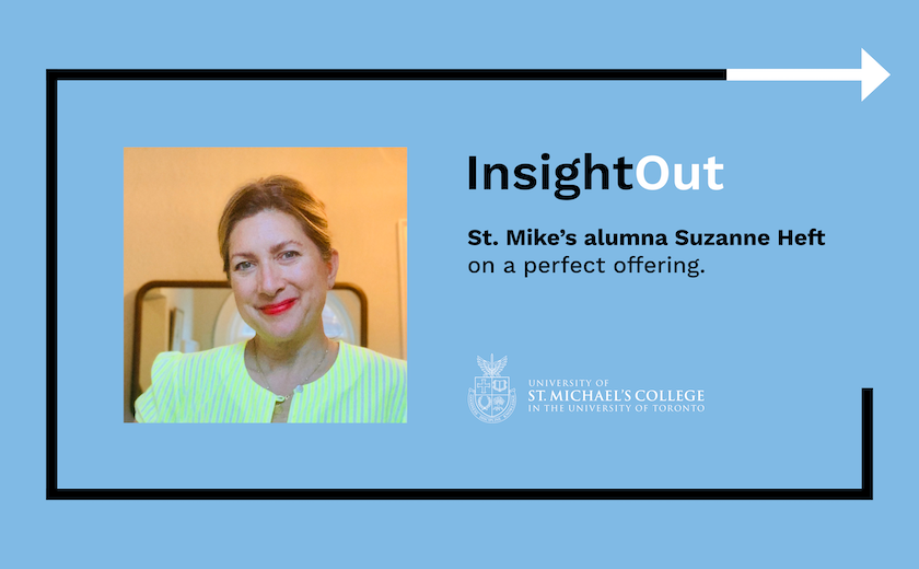 A title card for an InsightOut blog post by Suzanne Heft
