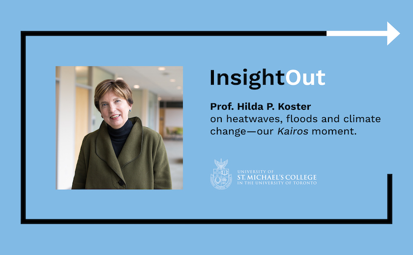 InsightOut: Of Heatwaves, Floods and Climate Change—Our Kairos Moment