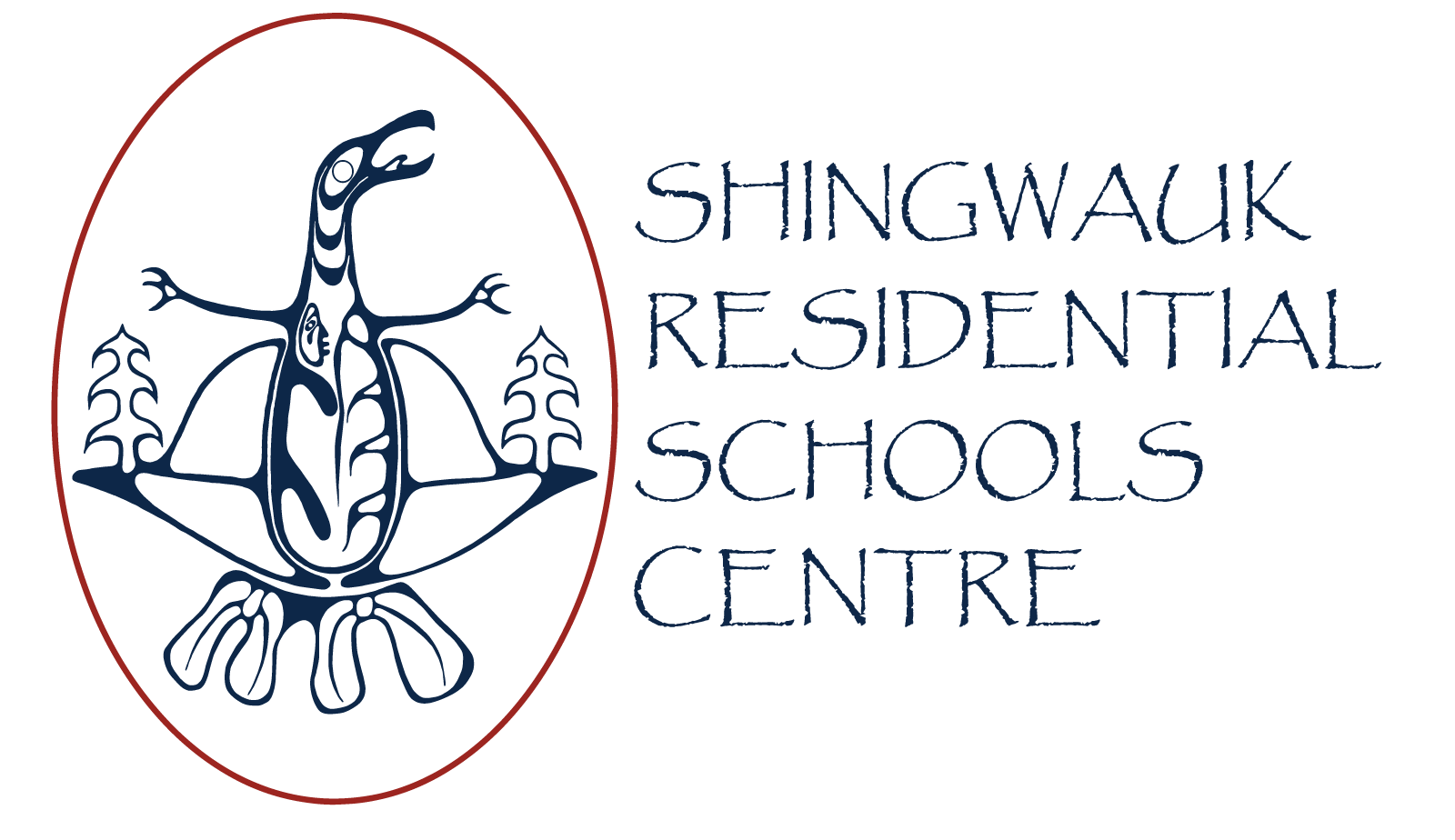 The logo of the Shingwauk Residential Schools Centre