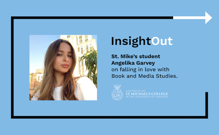 InsightOut: Falling in Love with Book and Media Studies