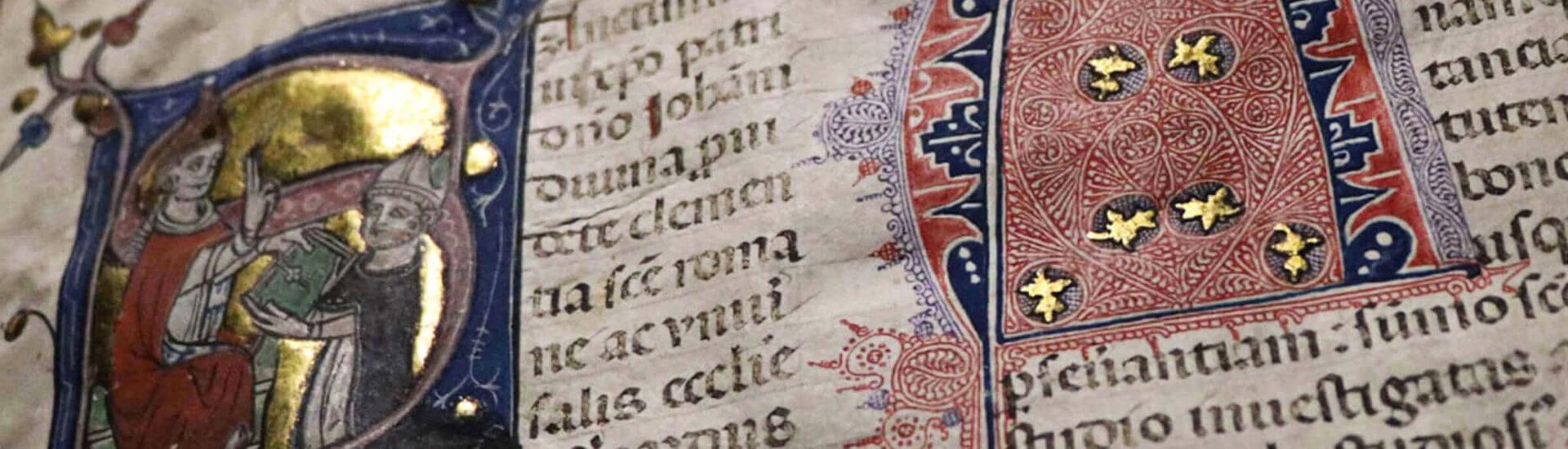 Manuscript detail, PIMS
