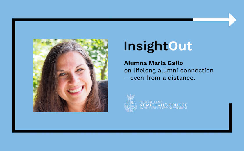 InsightOut: Lifelong Alumni Connection—Even From a Distance