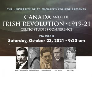 Online Conference: Canada and the Irish Revolution